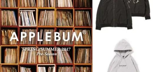 APPLEBUM 2017 SPRING/SUMMER Pre-Seasonがスタート! (アップルバム)