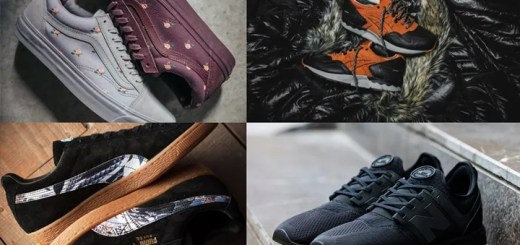 【まとめ】2/11発売の厳選スニーカー!(UNDERCOVER x VANS OLD SKOOL & ERA)(PACKER SHOES x ASICS TIGER GEL-LYTE V GORE-TEX)(PUMA × KICKS LAB. JPN SUEDE 81BASTARDS)(New Balance MRL247)他