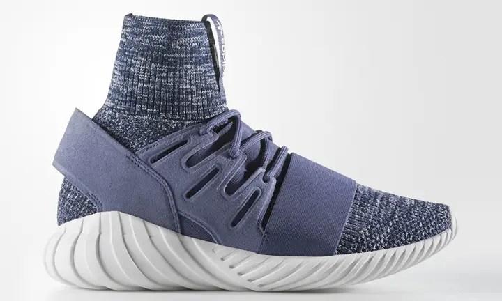 """4/8発売!adidas Originals TUBULAR DOOM PRIMEKNIT {PK} """"Purple"""" (アディダス オリジナルス チュブラー ドゥーム プライムニット """"パープル"""") [BB2393]"""