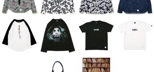 APPLEBUMからシャンブレイシャツやBOX LOGO TEEが2/18発売! (アップルバム)