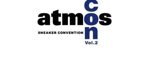 """今回で第2回となる""""atmos""""主催によるスニーカーコンベンション「atmos con Vol.2」が3/20から開催! (アトモスコン)"""