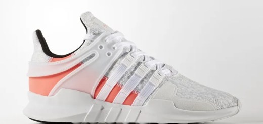 """アディダス オリジナルス エキップメント サポート ADV """"ホワイト/ターボ"""" (adidas Originals EQT SUPPORT ADV """"White/Turbo"""") [BB2791]"""