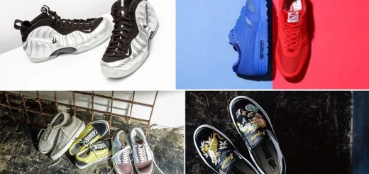 "【まとめ】3/17発売の厳選スニーカー!(NIKE AIR FOAMPOSITE PRO PREMIUM ""SILVER AGE"")(AIR MAX 1 PREMIUM atmos/Sports Lab by atmos)(VANS ""ANAHEIM FACTORY PACK"")(ROLLICKING x VANS SLIP-ON)他"