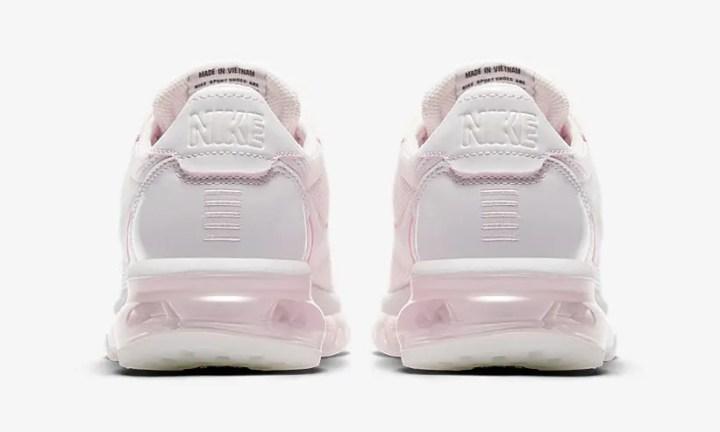 """【オフィシャルイメージ】4/11発売!ナイキ ウィメンズ エア マックス LD-ZERO """"パール ピンク"""" (NIKE WMNS AIR MAX LD-ZERO """"Pearl Pink"""") [911180-600]"""