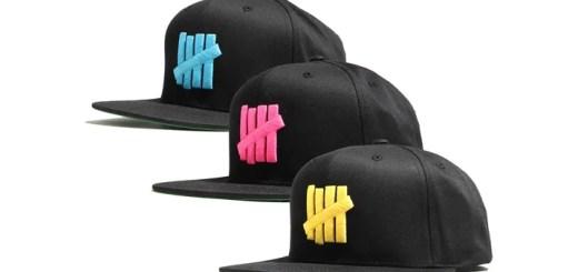 UNDEFEATED 5 STRIKES CAP (アンディフィーテッド ファイブ ストライクス キャップ)
