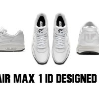 NIKE AIR MAX DAY 会場限定!AIR MAX 1 iD DESIGNED BY NFが3日間限定受注! (ナイキ エア マックス 1)