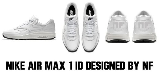 NIKE AIR MAX DAY 会場限定!AIR MAX 1 iD DESIGNED BY NFが3日間限定受注! (ナイキ エア マックス 1)