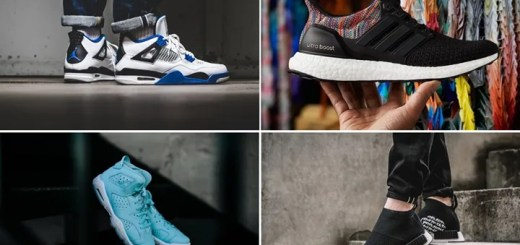 "【まとめ】3/25発売の厳選スニーカー!(NIKE AIR JORDAN 4 ""MotorSports"")(WMNS AIR JORDAN 6 ""Light Blue/White"")(UNITED ARROWS & SONS x adidas Originals NMD_CS1 PRIMEKNIT)(mi UltraBOOST)他"