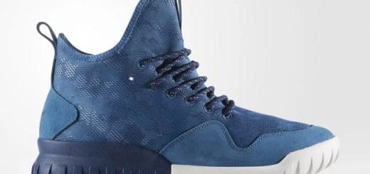 """アディダス チュブラー エックス アンケージド """"コア ブルー"""" (adidas TUBULAR X UNCAGED """"Core Blue"""") [BB8405]"""