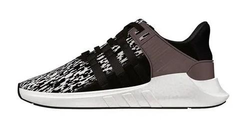 """アディダス オリジナルス エキップメント サポート 93/17 """"コア ブラック/ホワイト"""" (adidas Originals EQT SUPPORT 93/17 """"Core Black/White"""") [BZ0584]"""