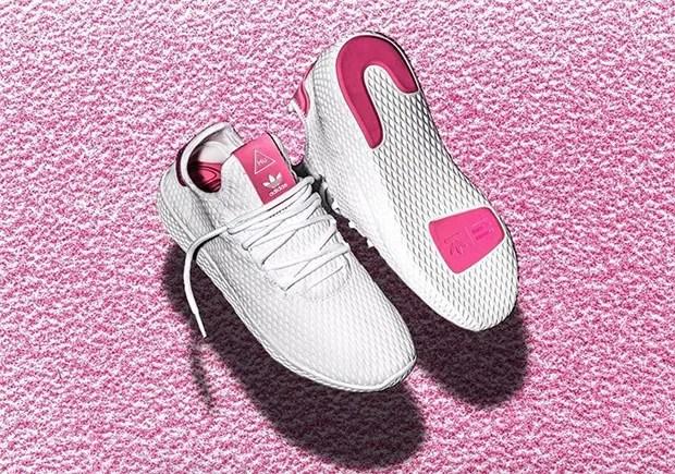 """Pharrell Williams x adidas Originals Human Race """"White/Pink"""" (ファレル・ウィリアムス アディダス オリジナルス ヒューマン レース """"ホワイト/ピンク"""")"""