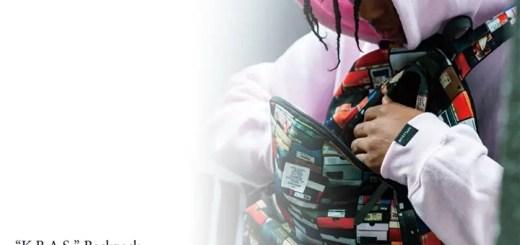 APPLEBUMから様々なスニーカーボックスを素材にした「K.B.A.S」総柄バックパックが発売! (アップルバム)