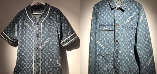【リーク】シュプリーム (SUPREME) × ルイ・ヴィトン (Louis Vitton) デニムシャツ 2型!
