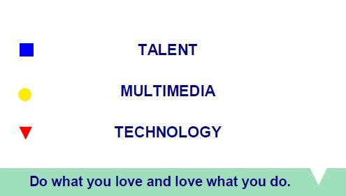 Talent - Multimedia - Technology