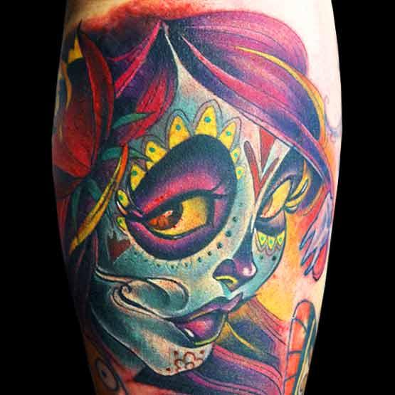 Blood Pudding Tattoo Art Pics