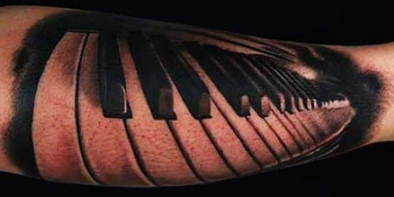 Music Tattoo Designs Sleeve