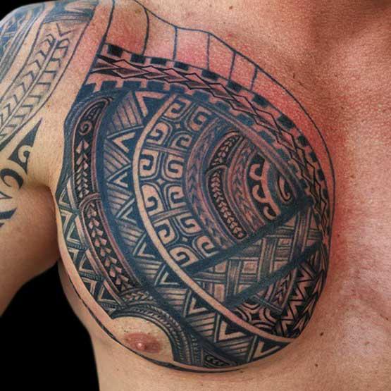 Hawaiian Tribal Tattoo Designs Pictures