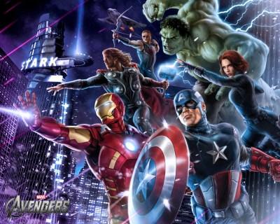 La Marvel pensa ad una serie tv su The Avengers