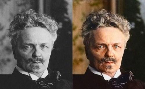 Augustin Strindberg