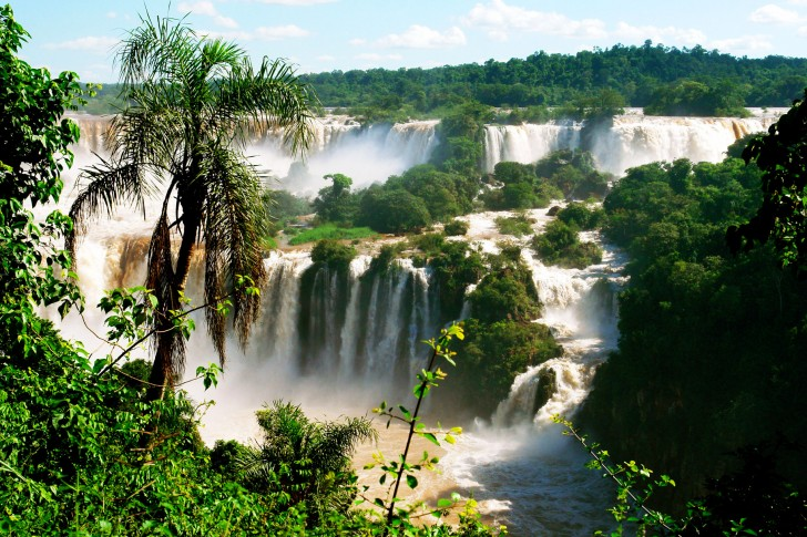 Iguazu Falls, Brazil Argentina1