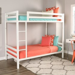 Small Crop Of White Bunk Beds