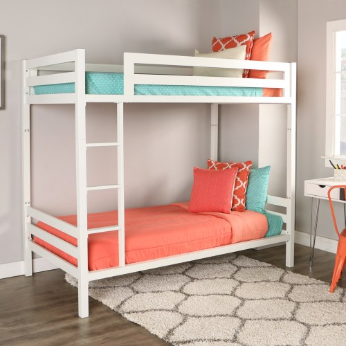 Medium Of White Bunk Beds