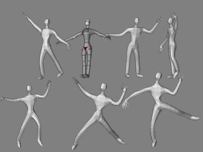 Body Movements Pic