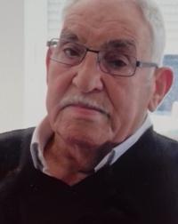 Luís de Araújo Ricardo – 91 Anos – Giela (França)