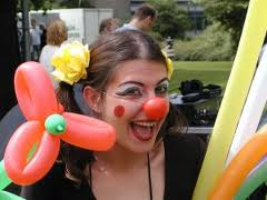 rent happy clown kids party san francisco magician children's entertainment los angeles
