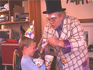 Magic show for Children's party Los Angeles kids party magician san francisco clown rental