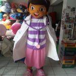 Rent Doc McStuffins Mascot Costume Character Kids Party Rental
