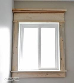 Small Of Exterior Window Trim Ideas