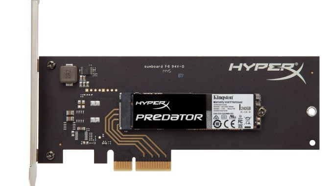 SHPM2280P2H 240GB LongBracket s hr