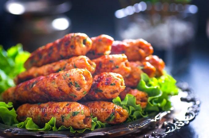 Seekh Kabab – Kebabs on Skewers