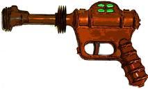 RayGun, Ray Gun, Directed-energy weapon