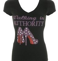sparkly shirts, rhinestone shirts, sexy shirts for girls, women who want to stand out