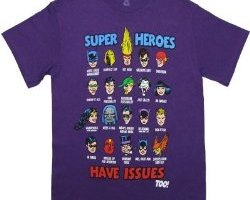 comic books characters shirts, gifts for nerds, geeky shirts, comic book code of 1954