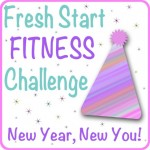 6 Week Fresh Start Fitness Challenge 2014 {Points}