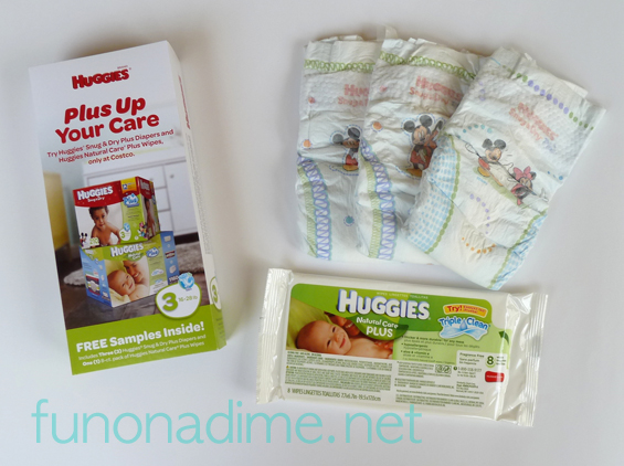 #MC Huggies Free Sample at costco - Ambassador program