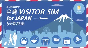 台灣VISITOR SIM