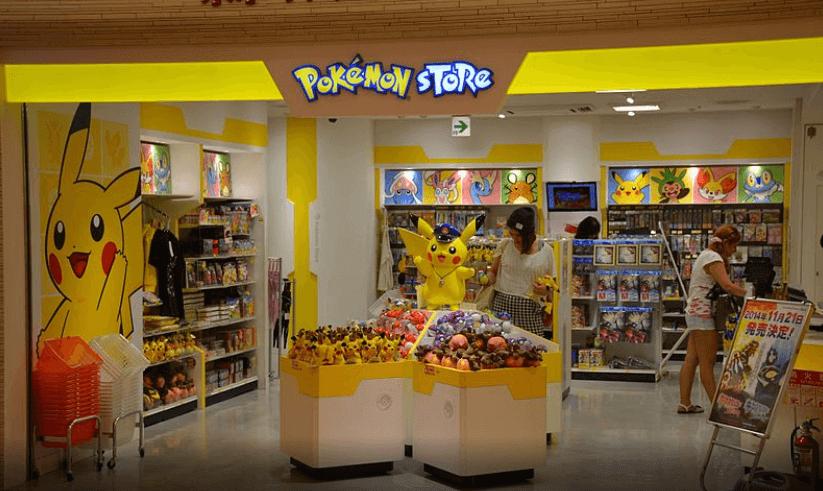神奇寶貝商店
