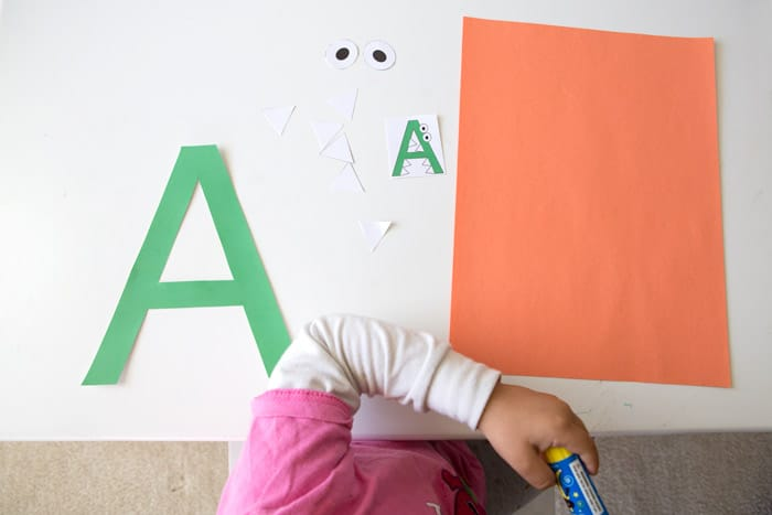 letter-a-crafts