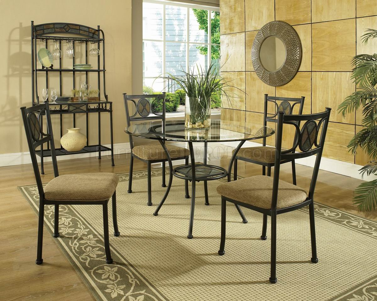 round glass top modern dining table woptions p glass round kitchen table