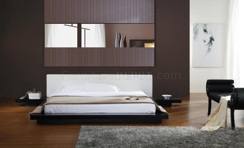 Large Of Modern Platform Bed