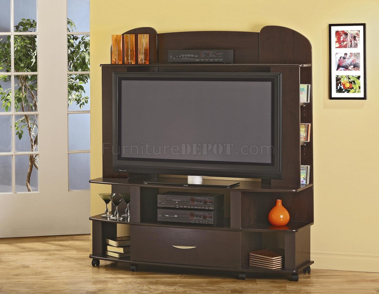Fullsize Of Modern Entertainment Center