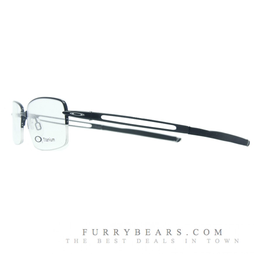 order oakley prescription glasses online sffw  Oakley Frag Polished Black Prescription Glasses