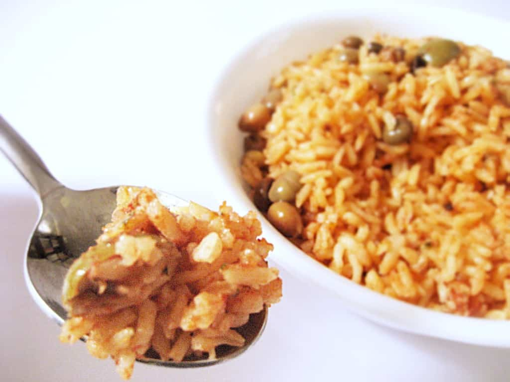 how to cook rice with pigeon peas