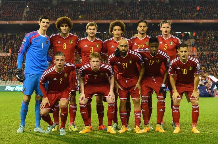 fußball nationalmannschaft belgien