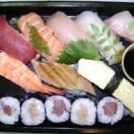トロントでおいしい寿司を食べる
