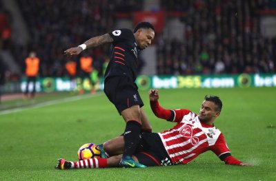 Liverpool no pasó del empate contra el Southampton